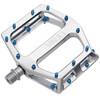 DMR Vault Pedals silver
